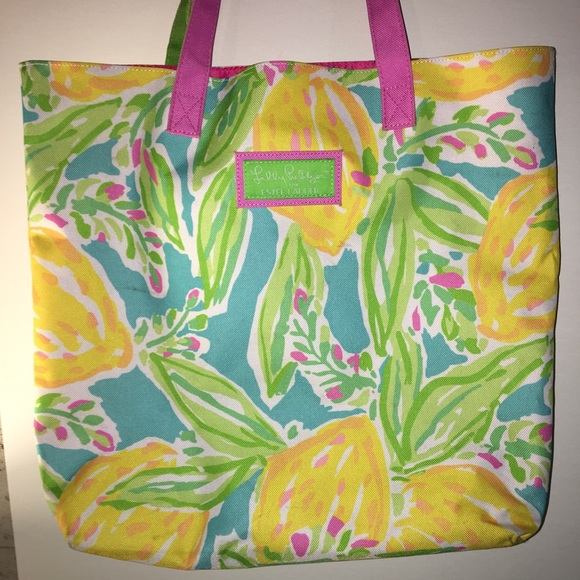 Lilly Pulitzer Handbags - Lily Pulitzer Tote Bag